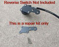 Powdercoated Yamaha Raptor 660 / 700 700R Reverse Switch Repair Plate/Kit