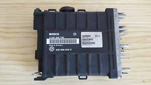 VW Polo 1991-1994 BOSCH Motorsteuergerät Bosch 0261200794 / VW 030906026H