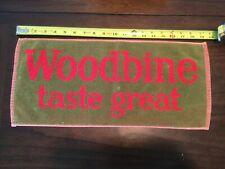 Vintage Pub Bar Towel Woodbine