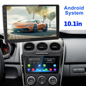 "Car Radio 10.1"" 2 DIN Car Android Multimedia Player Head Unit Split Screen GPS"
