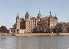 Ansichtskarten ab 1945 aus Mecklenburg-Vorpommern mit dem Thema Burg & Schloss