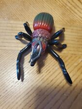 7 Towns Ltd. Spider Bug 🕷 Insect - Creepy Vintage Rubber / Plastic Spider Toy