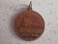1925 Railway Centenary Commemorative Medal