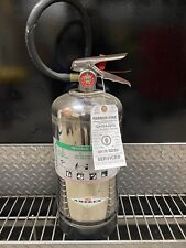Fire Extinguisher Class K 6 Liter In Good Condition With Wall Bracket Restaurant