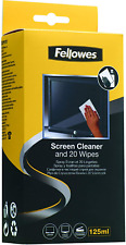 BOX OF 4 FELLOWES SCREEN CLEANERS