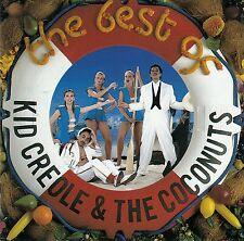 KID Creole & The Coconuts: the Best of Kid Creole & The Coconuts/CD-NUOVO