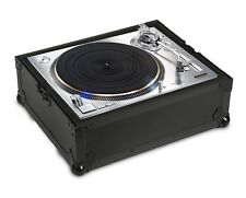 UDG Turntable Flight Case Black Technics SL-1200 1210 Pioneer PLX-1000 500