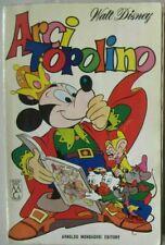 ARCITOPOLINO suppl. al N. 489 di TOPOLINO 10/4/1965 - I° EDIZIONE MONDADORI 1965