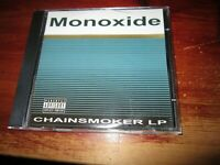 MONOXIDE - CHAINSMOKER LP CD 2004 PSYCHOPATHIC RECORDS ICP TWIZTID
