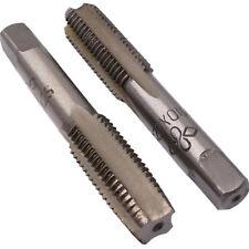 US Stock HSS 10mm x 1.25 Metric Taper & Plug Tap Right Hand Thread M10 x 1.25mm