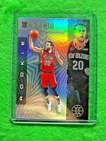 NICOLO MELLI PRIZM ILLUSION ROOKIE CARD PELICANS RC 2019-20 ILLUSIONS BASKETBALL