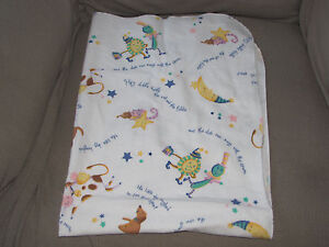 Kids Line Ivory Plush Quilted Nursery Sheet Protector Bedding BHFO 4428