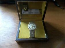 Vintage 1970  Accutron Timepiece by Bulova Men's Watch series 218 Date Model
