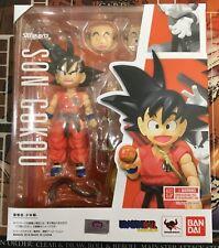 Son Goku con nube (SHFiguarts)