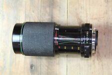 Vintage Hanimex MC Auto Macro Zoom Lens 1:4 f=80-200mm P/K Pentax K Fit 55