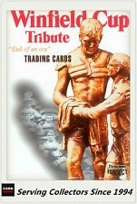 1995 Dynamic Rugby League Winfield Cup Tribute Trading Card Promotion Card (1)