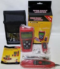 NF-308 Electronic Network Telephone Audio Cable Length Tester Wire Fault Locator