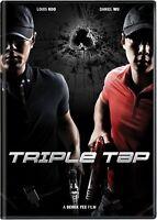 Triple Tap - Hong Kong RARE Kung Fu Martial Arts Action movie NEW DVD