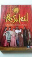 DVD Le Roi Soleil - le spectacle musical de Kamel Ouali