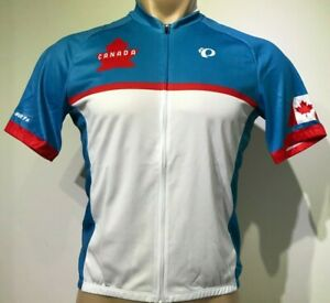 New PEARL IZUMI Men Select LTD Short Sleeve Cycling Jersey CANADA Custom