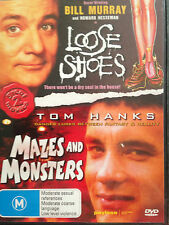 Loose Shoes / Mazes and Monsters (DVD Double Feature) Bill Murray*USED DVD *(E)