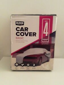 "Budge Car Cover Superior Size 4 For Full Size Vehicles Fits 16'9"" up to 19'"