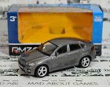 BMW X6 1:43 Toy Car Model Mniature Diecast Models Cars Die Cast Grey