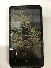 HTC HD7 - Black (Unlocked) Smartphone For Parts Only