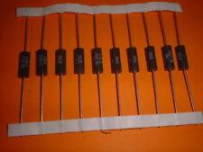 10x 0,05 Ohm / 3 Watt / 1% DALE LVR-3 Widerstand