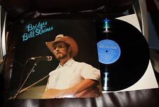 BILL STAINES Bridges 1983 NM Coffeehouse Extempore Pretty Boy Floyd
