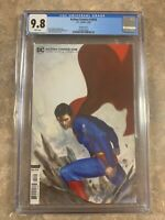Action Comics #1018 Dell'otto Superman 9.8 CGC Fast Shipping!!! Dellotto