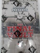2015-16 ITG THE FINAL VAULT HOCKEY HOBBY BOX
