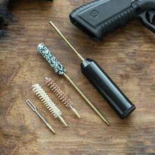 7 pc-9mm Pistol Cleaning Kit in Plastic Holder,Cal .38 / 357 / 9mm Gc28