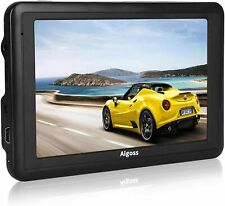 Aigoss SAT NAV for Car Trucks, 5 Inch GPS Navigation Supports Free Lifetime Map