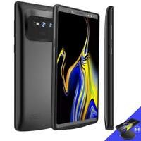 5000mAh Samsung Galaxy Note 9 Slim Battery Case Power Bank External Charge Cover