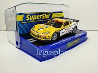 Slot Car Scalextric Superslot H3390 Chevrolet Corvette C6R #4 24 Hr. Spa
