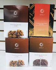 Medifast Optavia LOT OF 4 BOXES SOFT BAKES, CHOC CHIP COOKIES, BROWNIES, CAKES