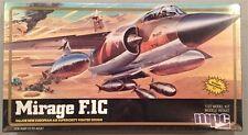 Mpc 1:72 Mirage F.1C Major New European Air Superiority Fighter Design 4130