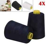 Sew-All 100% Polyester Sewing 5000 code Reel Thick Thread Cotton Machine