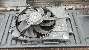Ford Fiesta Mk6 Radiator Cooling Fan 2005 2006 2007 1.25 1.4 1.6 petrol