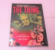 The Thing (DVD, 2003)  Factory Sealed