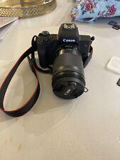 Canon EOS M50 Mirrorless Camera - Black
