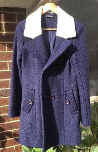 Brand new Stella Navy Coat- Size 12