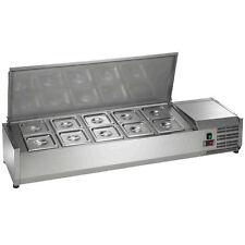 "Arctic Air Acp63 63"" Refrigerated Counter-Top Pan Rail"