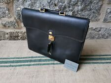 A Stunning Vintage Dunhill Leather Briefcase