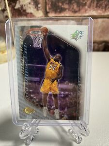 Upper Deck Shaquille O'Neal Basketball Card From 2000-01 Spx Nba La Lakers