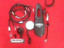 YZ250F 2014 ->, YZ450F 2010-> Light/Rec Reg Lighting Kit with LED Globe