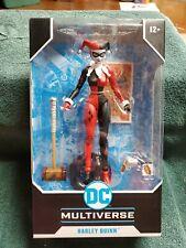 2020 McFarlane Dc Multiverse Harley Quinn Action Figure