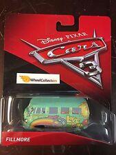 2017 Disney Cars 3 Pixar * Fillmore * In stock