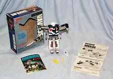 Vintage 1984 Bandai GoDaikin VAVILOS Robot Spaceship  - NICE!